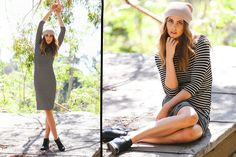 At Ease / ShopSosie #falllookbook #distressed #denim #flannels #sweaterweather #lounging #shopsosie #sosie
