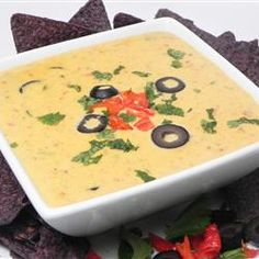 """Loaded Queso Fundido 