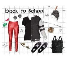 """""""Back to School"""" by styligion on Polyvore"""