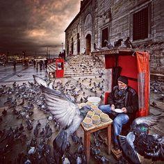 .@mustafaseven | Eminonu / Istanbul #portra_it @portra_it