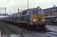 PKP Białystok - 1994 rok.