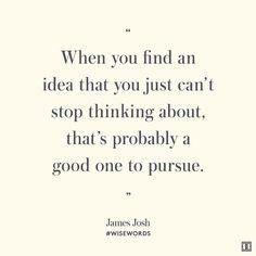 #WiseWords