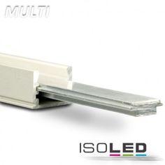 Montageprofil MULTI, inkl. einschiebbares Kühlprofil L: 2000mm / LED24-LED Shop