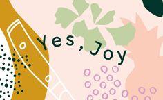 Ознакомьтесь с этим проектом @Behance: «Yes, Joy» https://www.behance.net/gallery/52144975/Yes-Joy