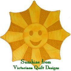 quiltmaker sunshine dresden quilt - Google Search