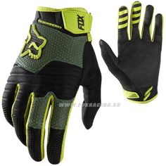 Foxracing cycling gloves #cycling #cyklooblecenie #fox #foxracing