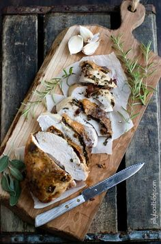 Roasted Turkey Breast with Bacon and Herbs   Thanksgiving Recipes to Please Everyone at Your Table   https://homesteading.com/thanksgiving-recipes-for-everyone/