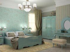 Спальня Серия Рококо