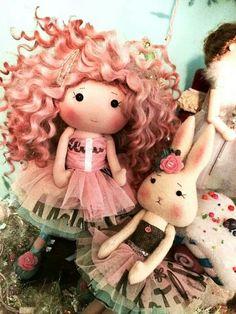 Veruca doll maker handmade