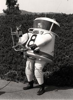 Retro futurismo Sci-Fi | Science Fiction vintage | #50s #60s | http://defharo.com
