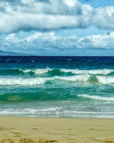 "the-ocean-paradise: ""boatsbeachesbars:"" Honokahua Bay by Na .- the-ocean-paradise: ""boatsbeachesbars: "" Honokahua Bay by Nathan Philps… Ocean Scenes, Beach Scenes, Ocean Photography, Photography Hacks, Photos Voyages, Sea And Ocean, Ocean Beach, Sea Art, Beautiful Ocean"