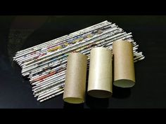 Best out of waste/DIY Newspaper craft How To Create a Paper Multi Storage Tray Recycled Magazine Crafts, Recycled Paper Crafts, Toilet Paper Crafts, Recycled Magazines, Cardboard Crafts, Recycled Crafts, Newspaper Basket, Newspaper Crafts, Diy Mothers Day Gifts