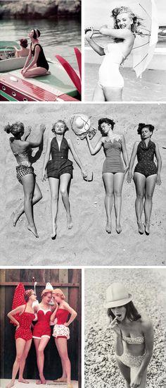 wonderful vintage swimwear vintage