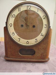 Pendule horloge klok clock sonnerie pendule