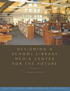 Designing a School Library Media Center for the Future - Best Books ... | School Library Design | Scoop.it