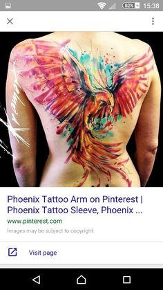 Phoenix tat