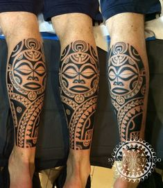 nice Tattoo Trends - Sven – Blackwork Work Categories Welie Piercing - New Tattoo Trend Maori Tattoos, Tribal Tattoos, Polynesian Leg Tattoo, Polynesian Tattoo Designs, Maori Tattoo Designs, Marquesan Tattoos, Samoan Tattoo, Best Leg Tattoos, Top Tattoos