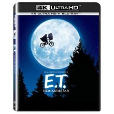 T. The Extra-Terrestrial (Blu-ray Disc 2013 Set digibook) Henry Thomas, Top Film, Extra Terrestrial, Steven Spielberg, Sci Fi, Movie Posters, Movies, 4k, Fantasy