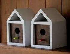 Image result for concrete bird house