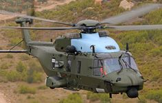 Eurocopter NH90 transport helicopter