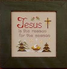 Resultado de imagem para cross stitch nativity free patterns