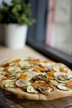 Focaccia de verduras para #Mycook http://www.mycook.es/receta/focaccia-de-verduras/