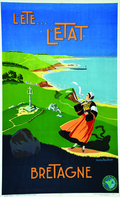 Brand New poster Ships rolled in a sturdy corrugated tube Vintage Beach Posters, Vintage Postcards, Poster Vintage, Tourism Poster, Old Advertisements, Visit France, Beaches In The World, Travel And Tourism, Travel Tips