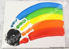 Patrick's Day Handprint Rainbow Art – Easy Peasy and Fun St. Patrick's Day Handprint Rainbow Art – Easy Peasy and Fun,Basteln in der Grundschule Related posts:Pimento Cheese Spread - Tailgate foodRandom & Relatable. March Crafts, St Patrick's Day Crafts, Daycare Crafts, Classroom Crafts, Saint Patricks Day Art, St Patricks Day Crafts For Kids, Toddler Art Projects, Toddler Crafts, Sant Patrick