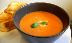 A Duck's Oven: How to Dress Up a Can of Tomato Soup. Use heavy cream instead of water or milk, and add spices/seasonings as listed.