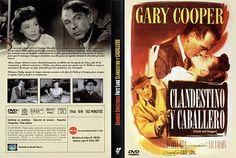 cover, dvd, caratula: Clandestino y caballero   1946   Cloak and Dagger