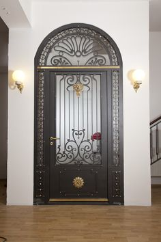 Doors, Metal, Furniture, Design, Home Decor, Wrought Iron, Decoration Home, Room Decor