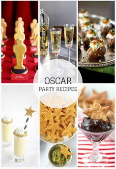 12 OSCAR PARTY RECIPES TO MAKE THIS SUNDAY, Pizzazzerie.com