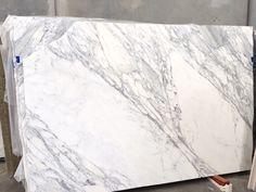 Calacatta Statuario Marble, block no 1260. EOFY sale! Available at Marable Slab House in Sydney #marable #marble #calacatta