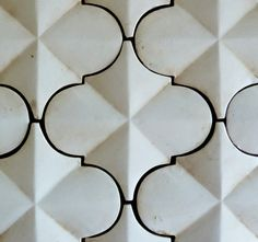 handmade tiles can be colour coordinated and customized re shape texture pattern etc by ceramic design studios
