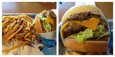 Elevation Burger at Elevation Burger in Austin, Texas