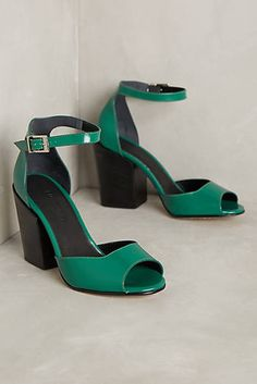 Rachel Comey Coppa Heels would match my grad dress New Shoes, Shoes Heels, Green Shoes, Rachel Comey, Formal Shoes, Shoe Shop, Me Too Shoes, Fashion Shoes, Women's Fashion