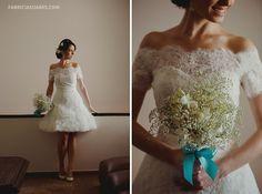 Casamento de Fernanda e Daniel Local: Rio de Janeiro - RJ | Casamento de Fernanda e Daniel | |Celebrante: Ilana Reznik | Espaço: Condomínio residencial