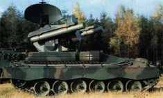 anti aircraft vehicles | Marder Roland anti-aircraft air defence armoured vehicle Germany army ...