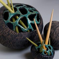 Want to learn more about my work, what inspires me and how I make pieces? Check out my Series Showcase: Seed Pods