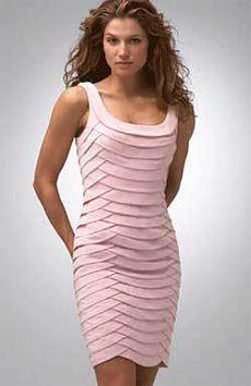 ШКОЛА ШИТЬЯ: Розовое коктейльное платье от Анастасии Корфиати