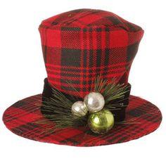 Snowman wreath tutorial using pencil wreaths, snowball mesh, RAZ burlap top hat