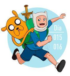 Daily 015 -16 Finn and Jake by TatsuZam.deviantart.com on @DeviantArt  #tatsuzam #cartoonnetwork #dailydeviation #fanart #manga #adventuretime #dailydrawing #dailychallenge #finnandjake #lovingdraw
