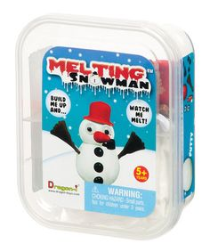 Another great find on #zulily! Melting Snowman #zulilyfinds