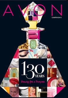 Celebrating 130 Years of Avon ~ The Company for Women!! Link: Shop securely in my e-store by clicking the campaign brochure cover above, and celebrate 130 years of Avon!...
