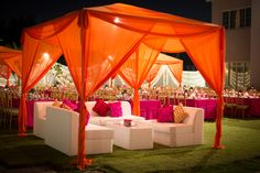 Arabian wedding lounge tent seating