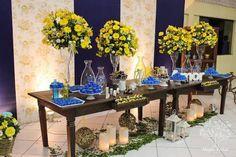 Resultado de imagem para decoração de casamento provençal e rustico
