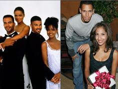 The Young and the Restless Winters collage