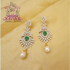 Find wide range of fashion jewellery, imitation, bridal, artificial, beaded and antique jewellery online. Buy imitation jewellery online from designers across India. Call us on [phone] now to resolve your queries. Gold Bangles Design, Gold Earrings Designs, Gold Jewellery Design, Antique Jewellery, Fashion Jewellery, Gold Designs, Antique Earrings, Diamond Jewellery, Diamond Earrings Indian