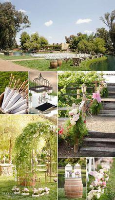 Lake Oak Meadows Wedding Venue