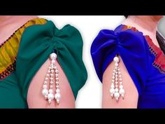 Sleeves Designs | Baju Designs | Cutting and Stitching - YouTube